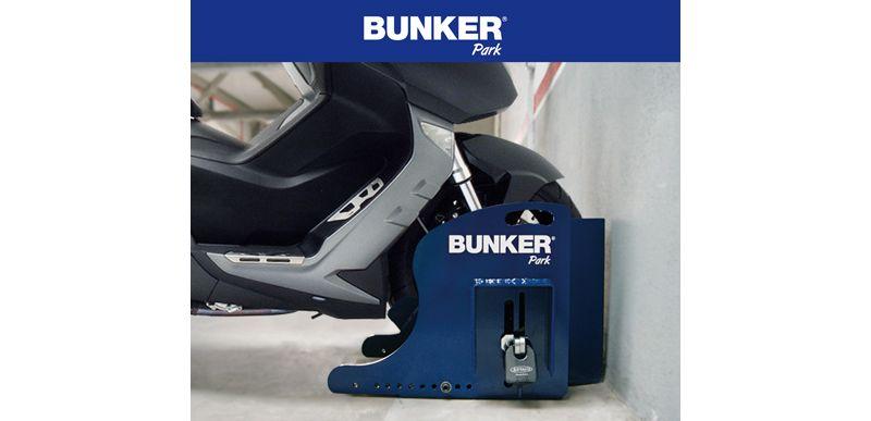 Anclajes para antirrobos en garaje para bici o moto artago 61 y luma - Antirrobo moto garaje ...