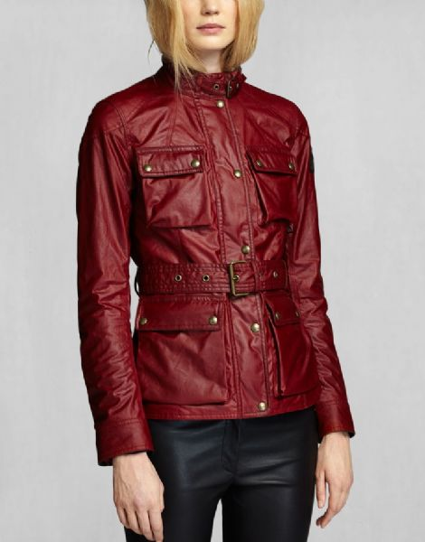 Belstaff Classic Tourist Trophy Lady Racing Red (Roja)(BLACK FRIDAY)