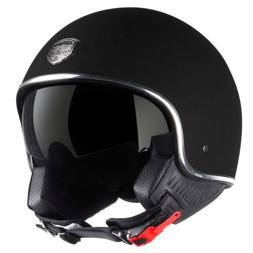 Casco Astone Mini 66 Negro mate