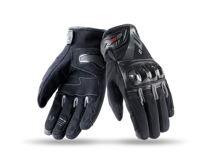 GUANTE SEVENTY DEGREES SD-N19 NAKED. 100% IMPERMEABLE, FORRO POLARTHERM REVESTIDO DE THINSULATE