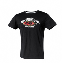 Camiseta held de la ruta 66 (chico)