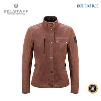 Belstaff kate´s cottage lady soywax russet