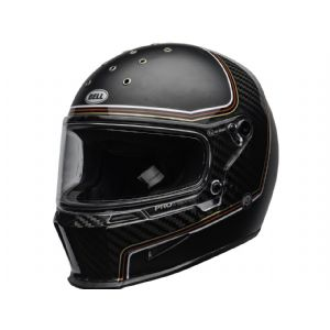 Casco Bell Eliminator CARBON RSD THE CHARGE Negro