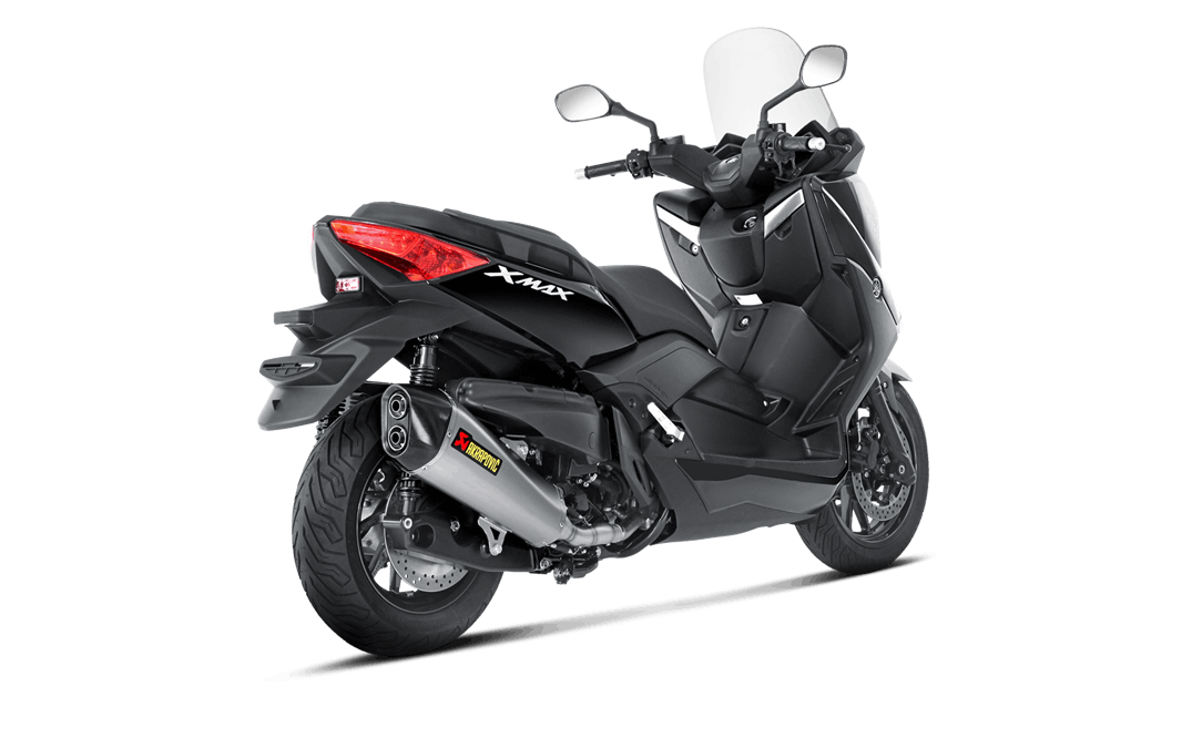 escapes moto recambios akrapovic yamaha xmax 400y4so10 hzaass. Black Bedroom Furniture Sets. Home Design Ideas